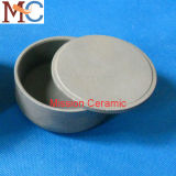Cadinhos cerâmicos ligados do carboneto de silicone SIC da reação