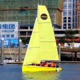 Изготовленный на заказ Dinghy Sailing логоса для мер по увеличению сбыта