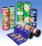 Прокатанная упаковывая пленка Pet/PE/VMPET/PA/OPP/CPP…