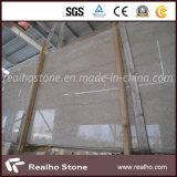 Sales caliente Italia Beige Marble Slab para Floor/Stair Tile
