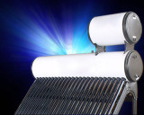 Calentador de agua solar de Thermosyphone de la No-Presión con el pequeño tanque