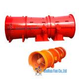 Ventilatore dei sistemi di controllo di ventilazione della miniera