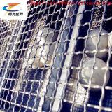Rete metallica unita media del acciaio al carbonio