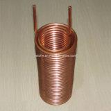 カスタマイズされた銅のコイルの熱交換器