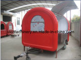 Carro del alimento de VL888 China Mobile con de calidad superior