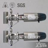 het Mengen zich van het Roestvrij staal Ss304 van 50.8mm T22 de Sanitaire Klep van het Bewijs met c-Bovenkant