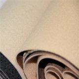 Экстренный выпуск имеет Stock синтетическую кожу Semi-PU для софы, стула (B802)