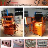 Machine de fabrication de brique de verrouillage Techology de la colle Sy1-10 automatique élevée de la Chine