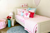 100%年のCottonの子供Bedding Girls Comfortable/Cute/Cosy