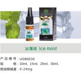 전자 담배를 위한 E 액체 박하 취향 Vaping 최신 판매 주스