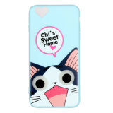 iPhoneのための新しいArrival Cartoon Style Mobile Phone TPU Case