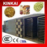 Secador de gabinete de secagem de ervas ecologicamente correto para o quimico / madressilva / casca de laranja