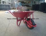 Wb6200-1 최신 판매 튼튼한 금속 건축 외바퀴 손수레