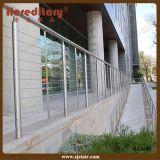 Railing кабеля балкона нержавеющей стали для крытого и напольного (SJ-S325)