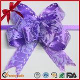 すばらしいジャンボクリスマスの蝶引きのリボンの弓