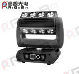 新しいディスコの段階の照明効果のビーム360ローラー16*25W RGBW 4in1のビームLED移動ヘッドライト