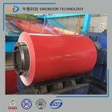 Konkurrenzfähiger Preis strich galvanisierten Stahlring mit ISO 9001 vor