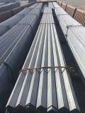 Неравная A36 Q235 Q345 горячекатаная/равная сталь угла для конструкции