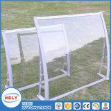 Folha de policarbonato sólido de estufa de alta claridade de alta qualiy sun