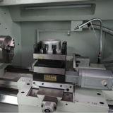 Киец машины Lathe башенки CNC новый обрабатывает Ck6136A-2 на токарном станке