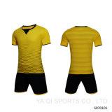 Magliette all'ingrosso di calcio della Cina, Abbigliamento sportivo poco costoso della Cina di sublimazione, Calciatori poco costosi di gioco del calcio della Cina