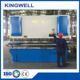 Freno hidráulico de la prensa de la placa de metal con el certificado de Ce (WC67Y-160TX3200)