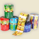 Forma vertical automático de llenado y sellado de la máquina de embalaje de caramelo