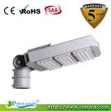 150W con 5 años de la garantía del módulo del diseño IP67 SMD3030 LED de luz de calle