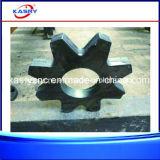 판금 알루미늄 격판덮개 또는 갑판 미사일구조물 플라스마 CNC 절단 드릴링 기계