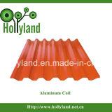 PE&PVDF de Rol Alc1011 van het aluminium (3003/1100/1050)