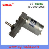 motor micro eléctrico cuadrado de la C.C. 12V