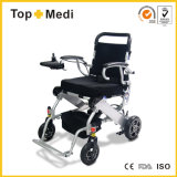 Ce Certificat Médical Nouveau produit Foldable Lightweight Electric Power Wheelchair