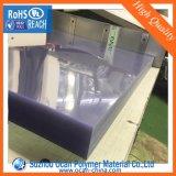 蘇州透過堅いPVCシートの製造業者、印刷のための明確なPVCプラスチックシート