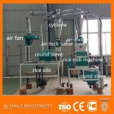 150トンまたは日のコンパクトなムギの製粉機械