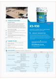 Capa de impermeabilización Agua-Curada del poliuretano