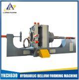 Máquina hidráulica de mangueira flexível de aço inoxidável ondulado