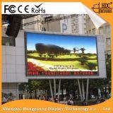 풀 컬러 옥외 발광 다이오드 표시를 광고하는 P8.9