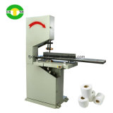 Máquina semiautomática del cortador del tejido del papel higiénico