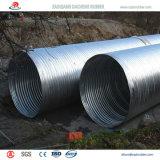 A melhor tubulação de aço ondulada de Saler para a sargeta da estrada a France