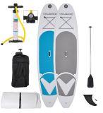 Подгонянная раздувная сплавляя доска Kayak для заниматься серфингом