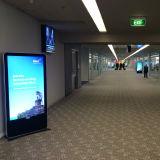 65-duim Binnen Bevindende LCD iPhone Gelijke Digitale Signage Kiosk