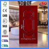 Innenbadezimmer-Panel-zeitgenössische Innenmelamin-Tür (JHK-MD13)