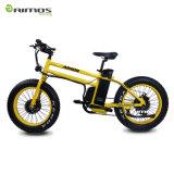 bici eléctrica de Unfoldable del neumático gordo lindo 20inch