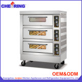 HandelsEdelstahl-elektrischer Ofen für Pizza-und Brot-Cer