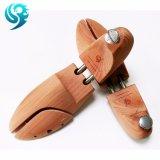 Albero di fabbricazione di legno del pattino dei tubi di abitudine due del cedro