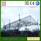 De Spreker Stands/DJ van DJ verankert Structuren/de Bundel van de Spreker van het Stadium