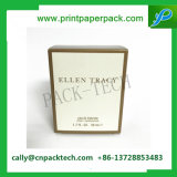 Коробка Kraft изготовленный на заказ косметического печатание картона коробки бумажная