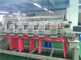 6 de la fábrica 9 y 12 de Wonyo de los colores del bordado pista automatizada camiseta de la máquina para la venta