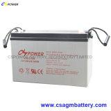 Bateria do gel de Hybird da bateria solar da bateria 12V 100ah do UPS
