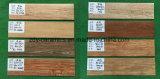 Mattonelle di ceramica di superficie di legno di vendita calda